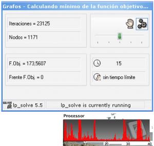 Grafos 1.2.6 (nueva compilación +control solver)