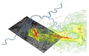 Visualización y análisis de flujos urbanos en tiempo real