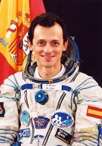 Pedro Duque visita la EPSA