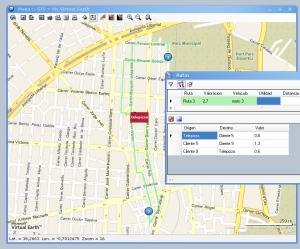 Localizaciones e itinerarios para TomTom Navigator