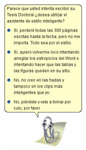 Tutorial: ¿Cómo hacer una tesis con MsWord? (1er capítulo)