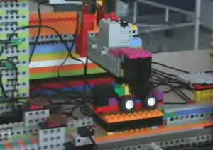 Fábrica de automóviles Lego