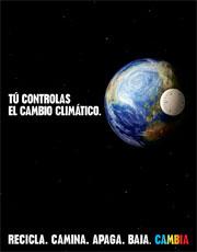 Charla coloquio de Cristina Narbona sobre el cambio climático