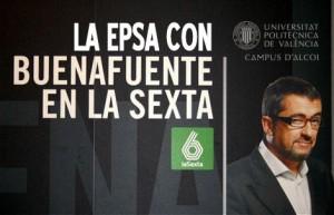 La EPSA con Buenafuente en La Sexta