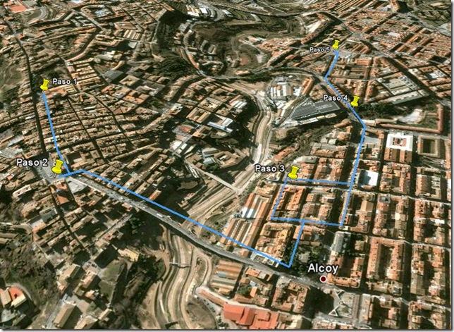 Walking_GoogleMaps