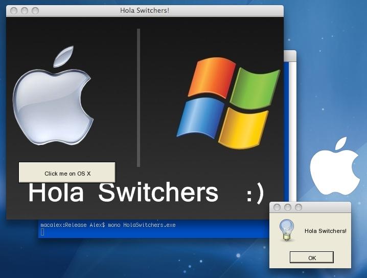 Hola switchers!