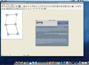 Grafos compilado en Mac OSX gracias a Mono