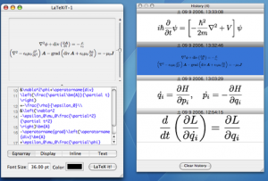 LaTeX en el Mac OS X