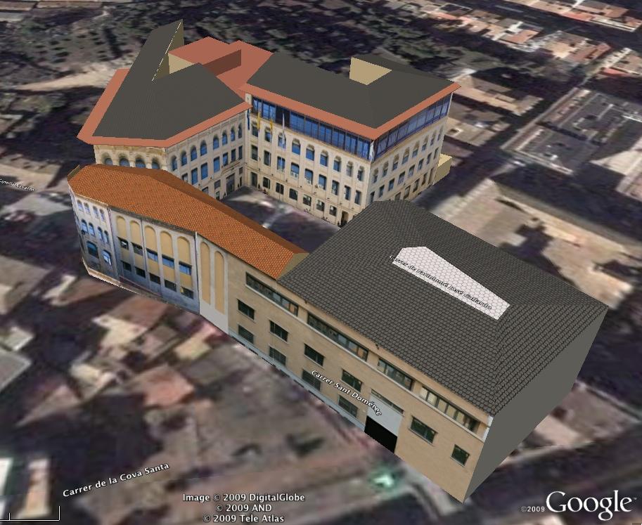 EPSA - edificios Ferrándiz-Carbonell en 3D - Nacho Soler Seguí