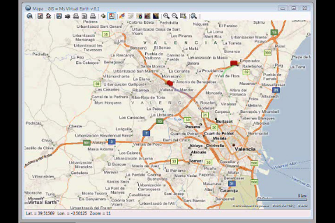 RoutingMaps vídeo en el iPhone