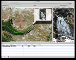 Geolocalización de fotos y tracks GPS en Mac OS X