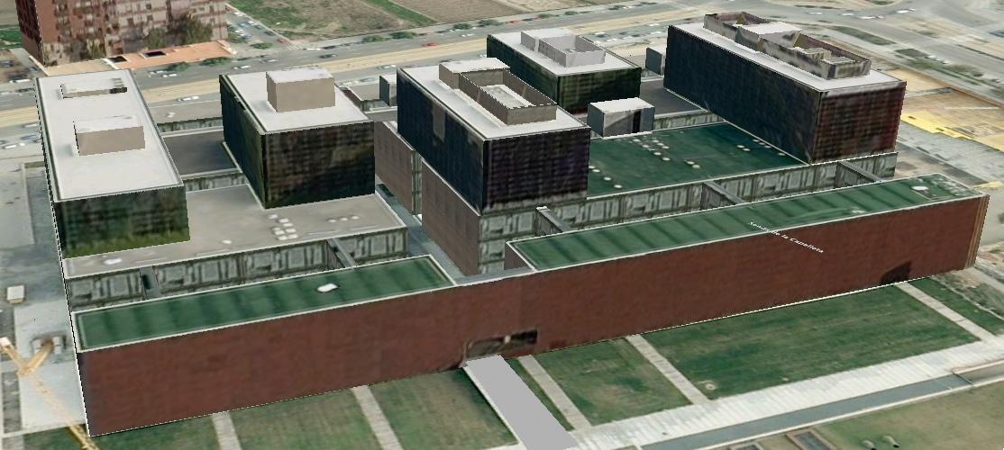 Ciudad Politécnica de la Innovación en 3D