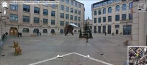 Google StreetView en Alcoy