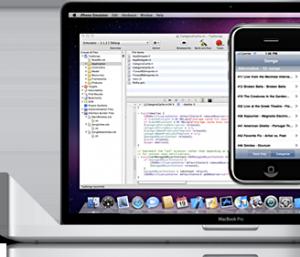 Curso de programación en iPhone para el entorno educativo