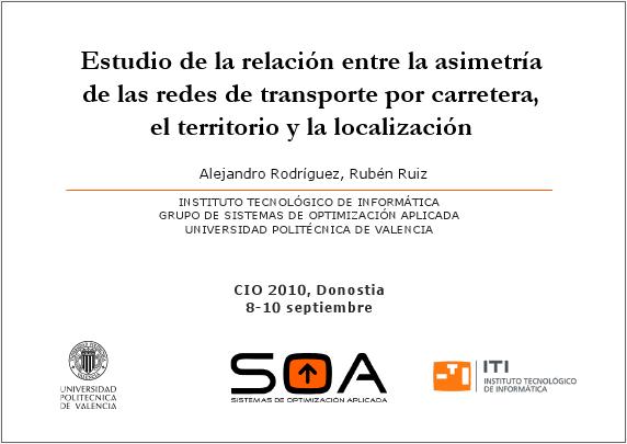 presentación CIO 2010