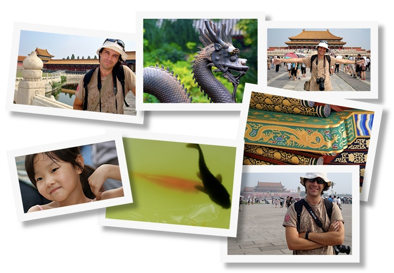 Alex en China