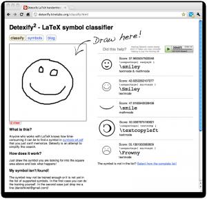 Símbolos en LaTeX