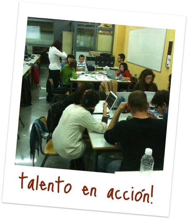 talento en acción