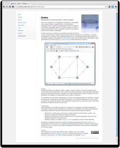 Grafos – nueva web y libro