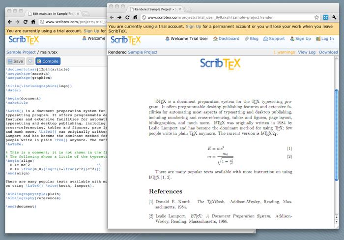 scribTeX