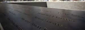 el memorial del 11S y los grafos