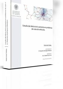 lectura de la Tesis Doctoral: Estudio del efecto de la asimetría en problemas de rutas de vehículos.