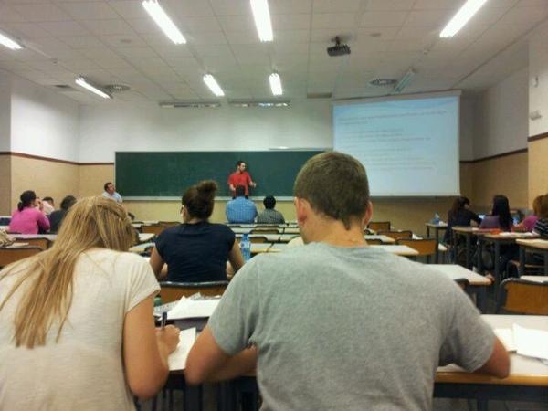 aula de la EPSA
