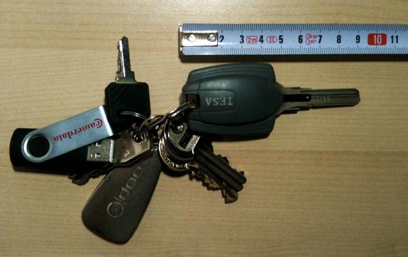 llave digital