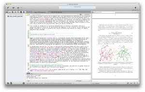 TeXnicle – un editor de LaTeX para Mac OS X