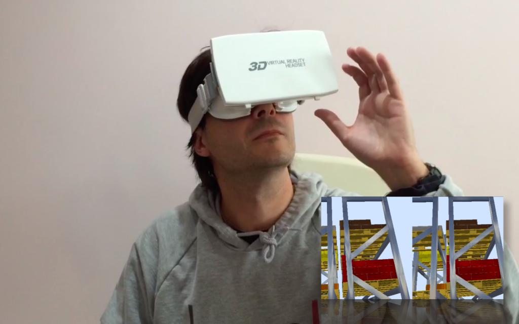 LLOG - visualizandoun almacén con realidad virtual