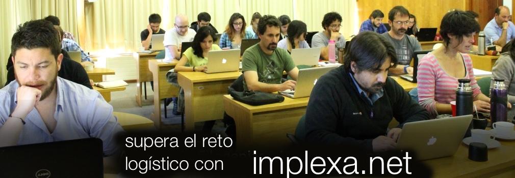 los alumnos de la Universidad Austral de Chile usarán implexa para aprender sobre gestión de la cadena de suministros
