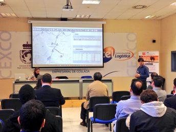 Jornada en CITET – Centro de Innovación para la Logística y el Transporte por Carretera