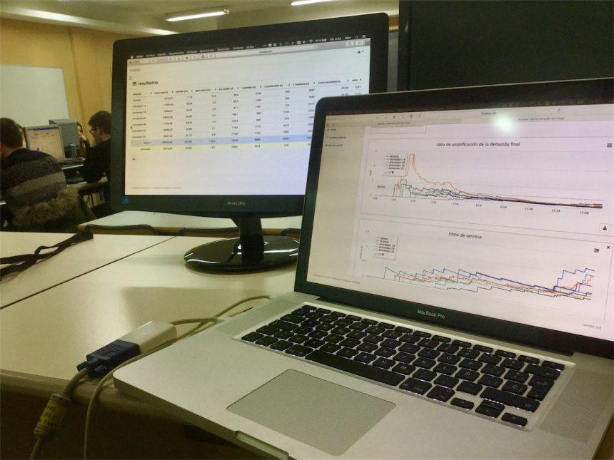 las diferentes vistas y cálculos de implexa son imprescindibles para mejorar la eficiencia en la SCM