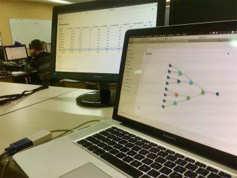 visualizando la gestión de la cadena de suministro en tiempo real con implexa v.3