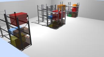 LLOG visualizando el inventario medio de un almacén (parte 18)