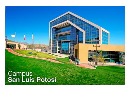 campus de San Luís de Potosí del ITESM
