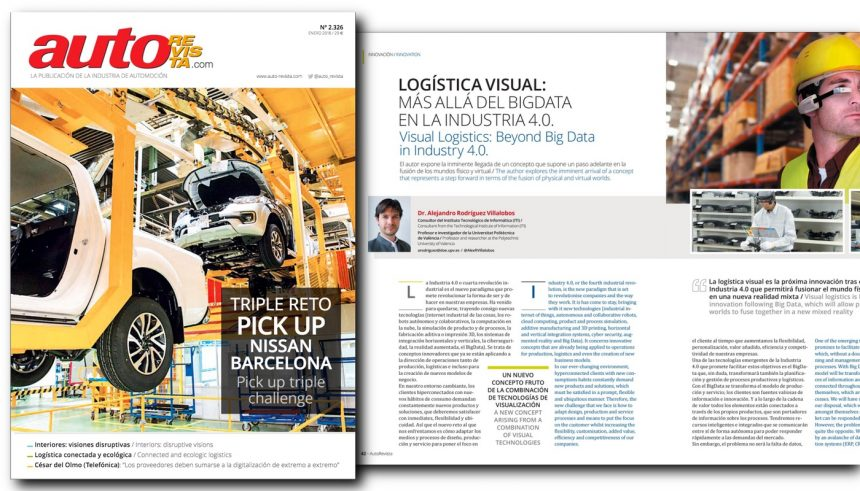 Logística Visual en Auto-Revista