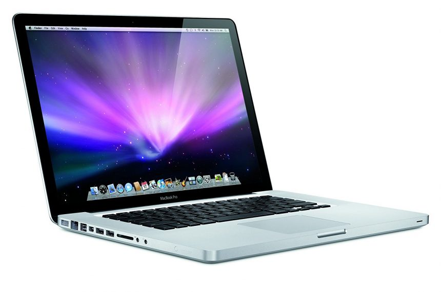 Macbook Pro late 2008 unibody de aluminio