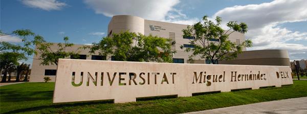 la Universidad Miguel Hernández usará implexa