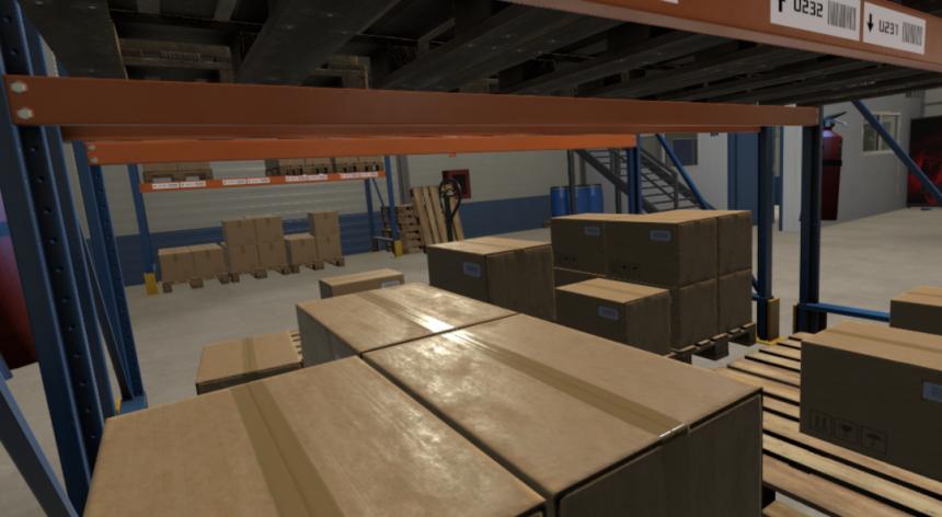 LLOG VR simula de forma realista el proceso de preparación de pedidos y expediciones