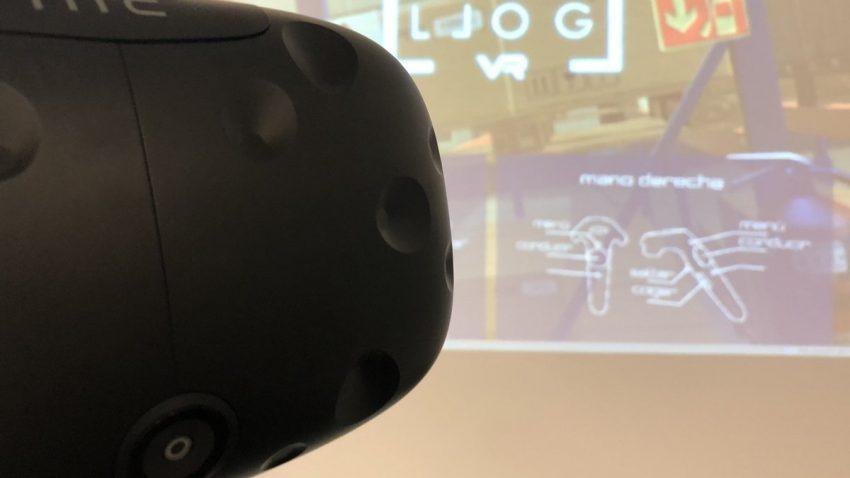 LLOG VR te tele-transportará a una empresa logística