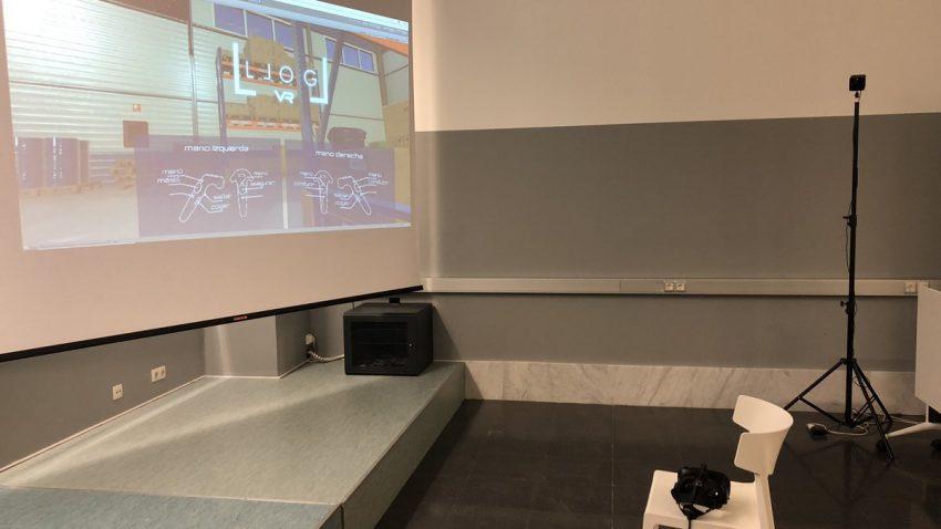 la realidad virtual llega al aula