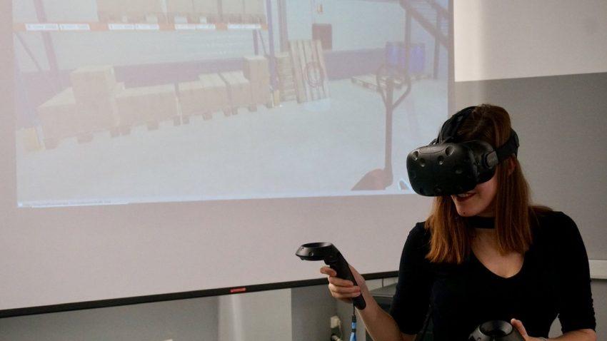 LLOG VR es una experiencia muy emocionante