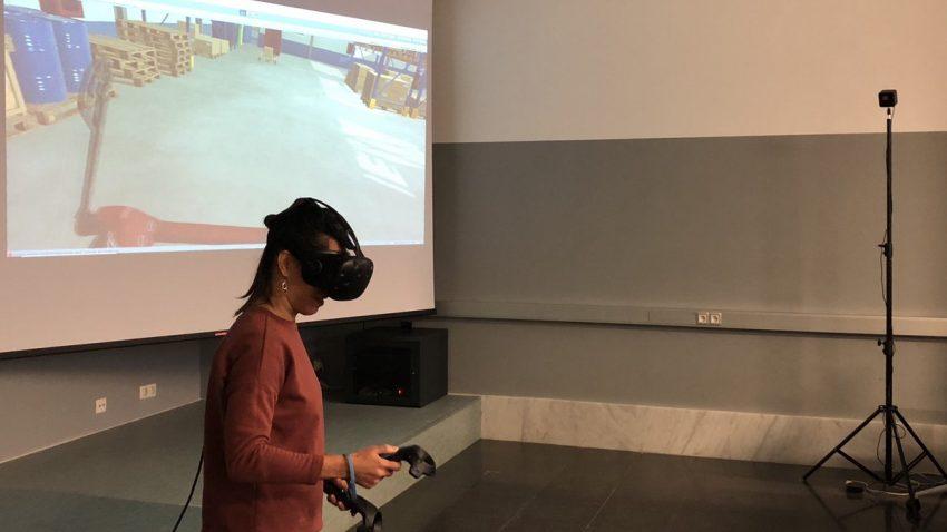 la realidad virtual ya ha llegado al aula con LLOG VR