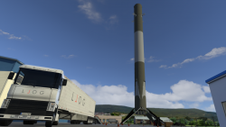 Falcon 9 y Falcon Heavy a escala real en realidad virtual