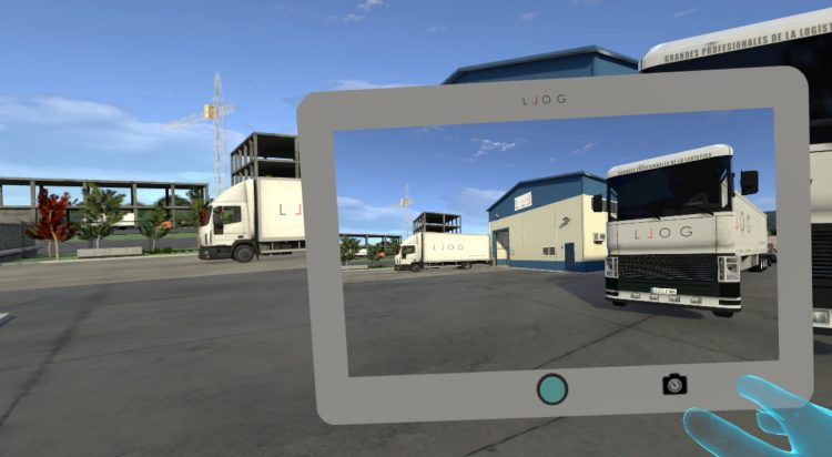 LLOG VR - con la tablet puedes capturar tu experiencia virtual