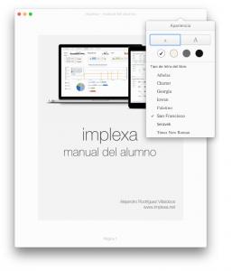 implexa – manual del alumno en formato libro-e (ebook)
