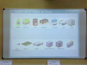 explicando el concepto de diseño para la logística