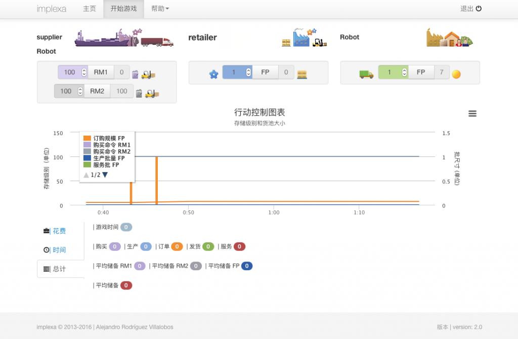 interfaz de usuario en chino